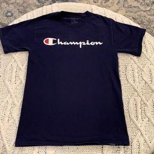 💖 Champion T-Shirt (Navy)